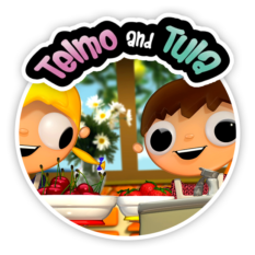 Telmo & Tula - Little Cooks