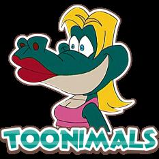 Toonimals!